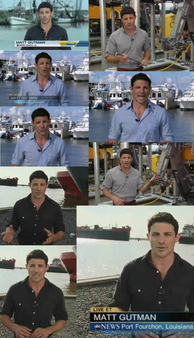 ABC News' Matt Gutman
