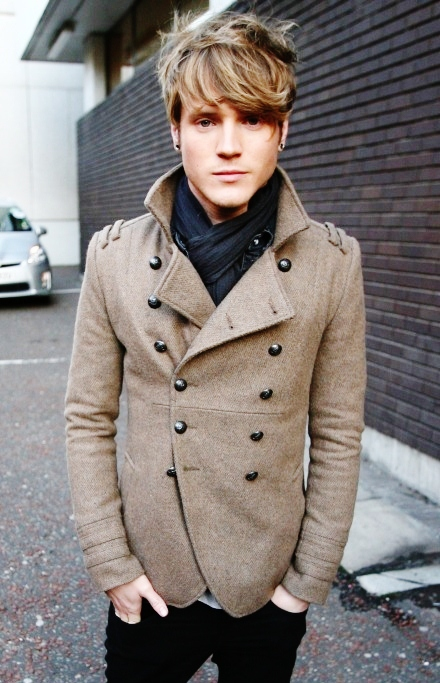 Man Crush of the Day: McFly singer and guitarist Dougie Poynter